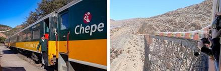 Tourisme ferroviaire : voyager en Basse Californie, au Sinaloa et au Chihuahua (Mexique) Chepe